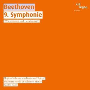 Haydn Orchester von Bozen und Trient, Gustav Kuhn & Haydn Chor: Beethoven: 9. Symphonie