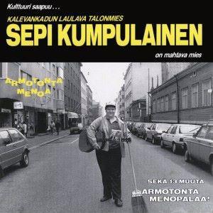 Sepi Kumpulainen: Kalevankadun Laulava Talonmies
