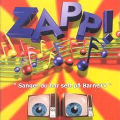 Various Artists: Zapp! Sanger du har sett på BarneTV