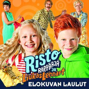 Various Artists: Risto Räppääjä ja Liukas Lennart - elokuvan laulut