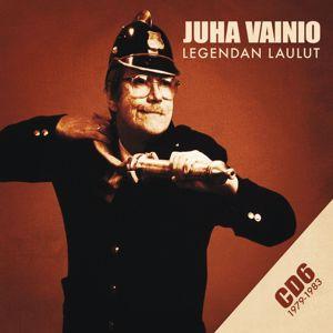 Juha Vainio: Legendan laulut - Kaikki levytykset 1979 - 1983
