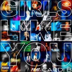 Maroon 5, Cardi B: Girls Like You