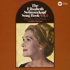 Elisabeth Schwarzkopf & Geoffrey Parsons: The Elisabeth Schwarzkopf Song Book, Vol. 2